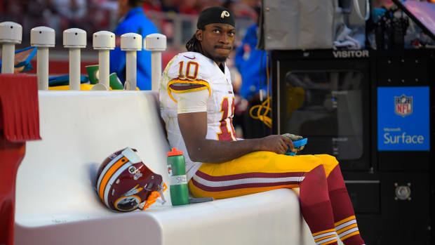 Is it too early to call RGIII a bust? - Image