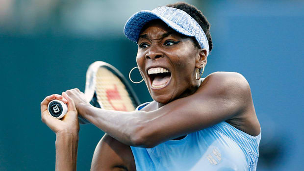 Venus Williams Bank of the West Classic