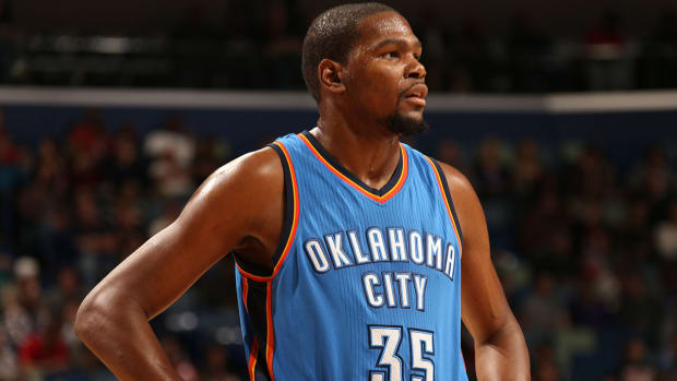Can Kevin Durant rally the Thunder for a playoff run?