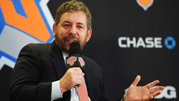 James Dolan charged with breaking federal labor laws - image