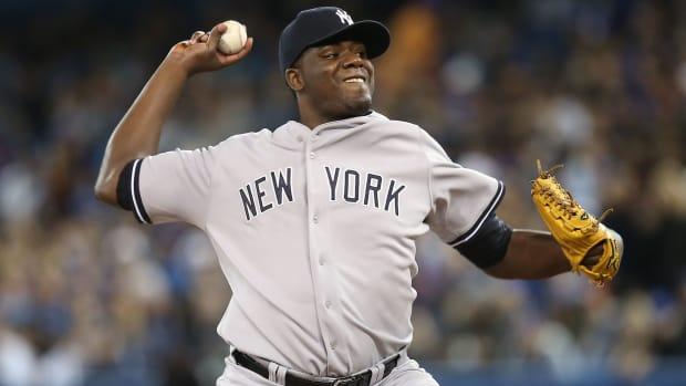new york Yankees Michael Pineda start Wednesday