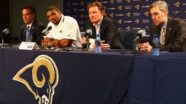 SI Now: Michael Sam