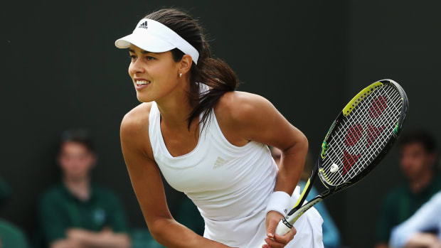Ana Ivanovic US Open 2014