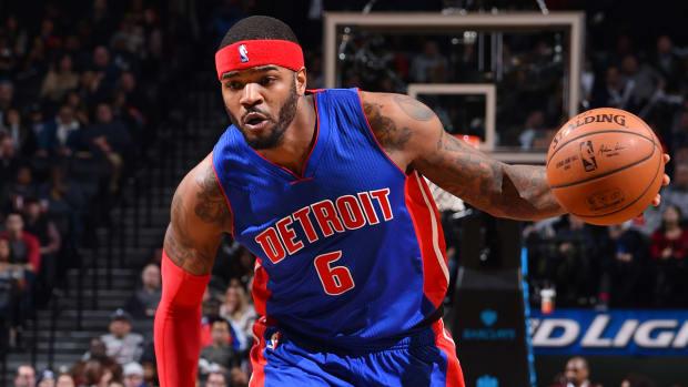 Detroit Pistons waive Josh Smith IMG