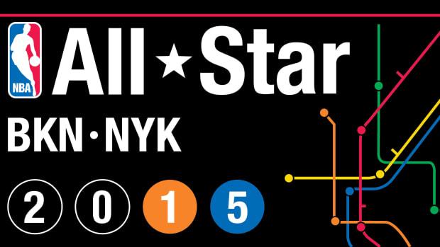 2015 NBA All Star logo unveiled