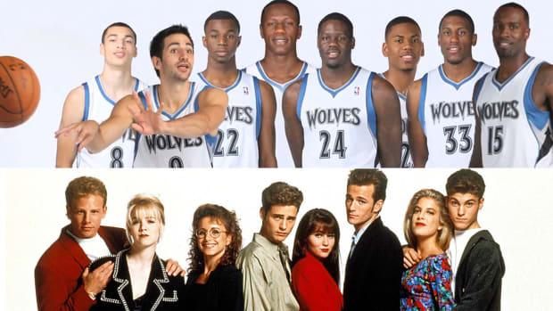 Timberwolves 90210, Phil sticks up for Kobe, Royals snooze - Image