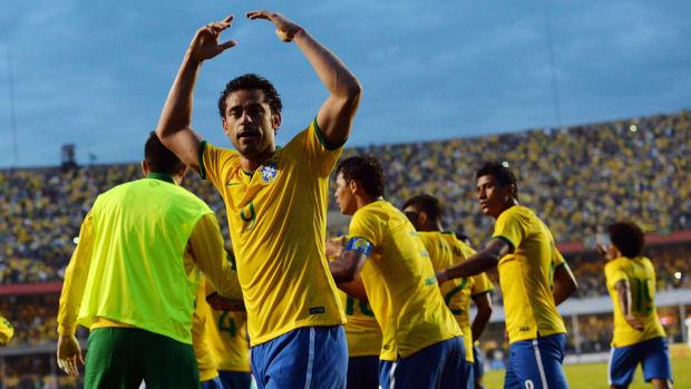Fred Brazil Serbia