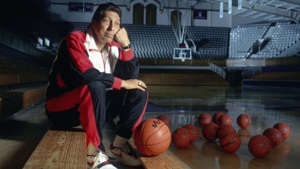 Jimmy V as time runs out story top