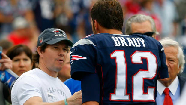 Patriots Tom Brady will appear in Ted 2 and entourage movies