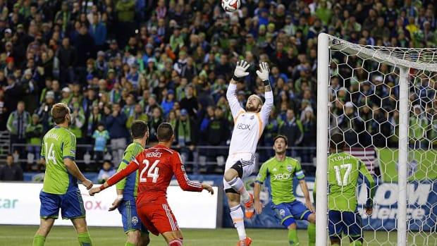 Sounders FC Dallas 2nd leg
