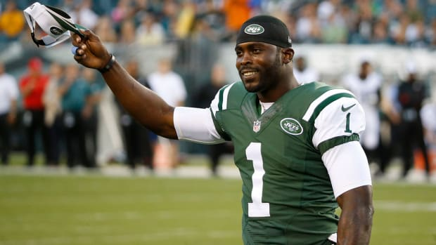 Tiki Barber: Mike Vick now 'locker room asset' can mentor Percy Harvin - Image