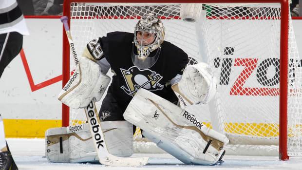penguins Marc-Andre Fleury four year extension