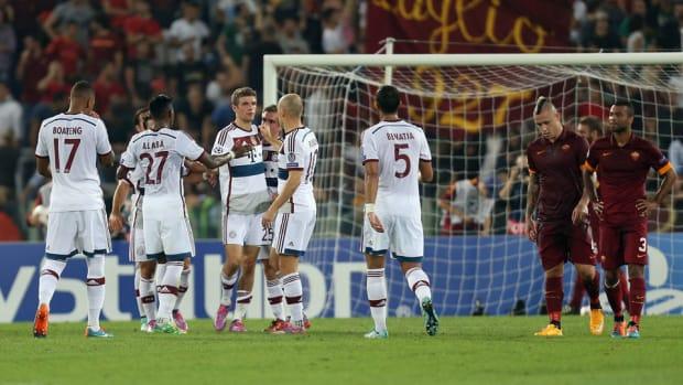 Bayern Roma