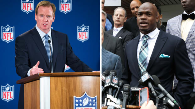 Did the NFL respond appropriately to Adrian Peterson case? - Image