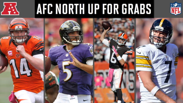 AFC North up for grabs - Image