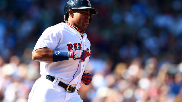 yoenis cespedes ian kennedy trade boston red sox san diego padres