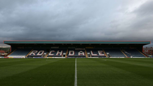 rochdale soccer club marijuana lights grass