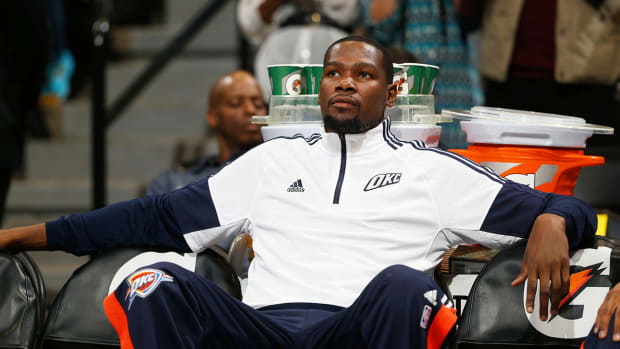 What is the best treatment option for Kevin Durant?