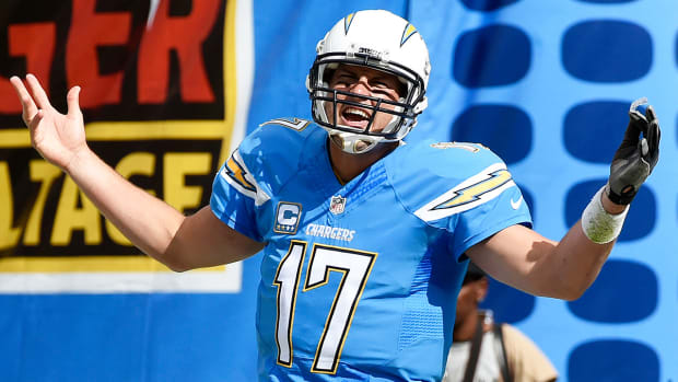 Why Philip Rivers is the best trash-talker in the NFL