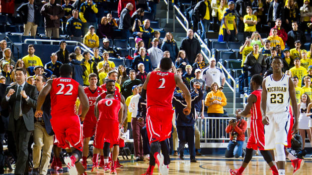 N.J.I.T. stuns No. 17 Michigan in Ann Arbor - image
