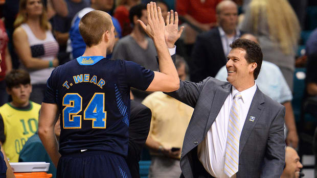 UCLA, Steve Alford sign contract extension through 2021