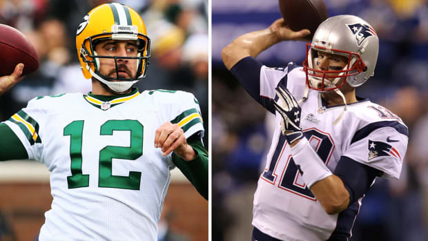 Patriots vs. Packers: Which team has the more prolific offense? - Image