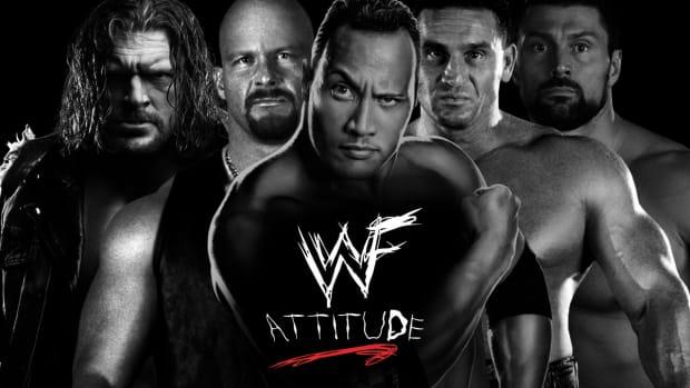 WWE Attitude Era