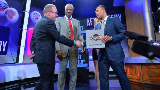 NBA draft lottery reform