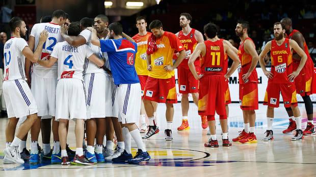 France Spain FIBA World Cup upset