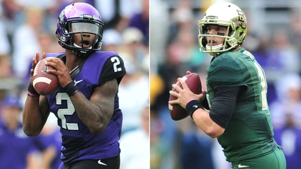 Should TCU or Baylor be in the College Football Playoff 'Final Four'?