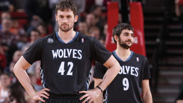 Kevin Love Minnesota Timberwolves trade