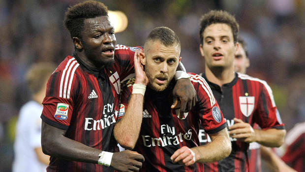 AC Milan beats Parma