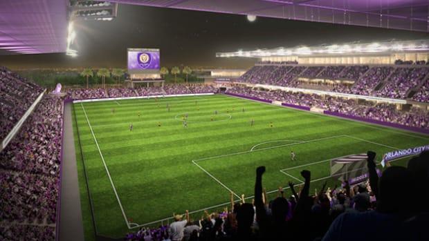 Orlando City Stadium 1