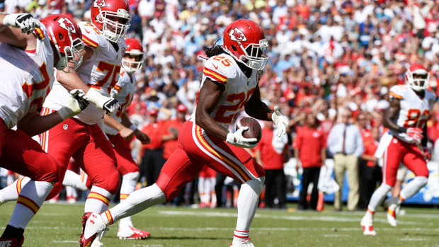 Can Jamaal Charles lead Chiefs to the playoffs? - Image