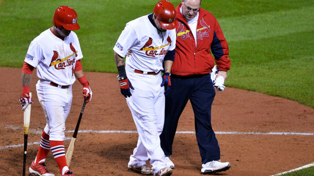 Can Cardinals overcome loss of Yadier Molina?