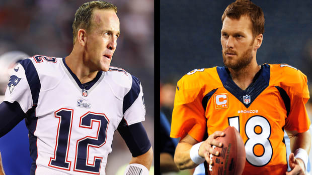 NFL Remix: Would Tom Brady put up better numbers than Peyton Manning in Denver? - Image