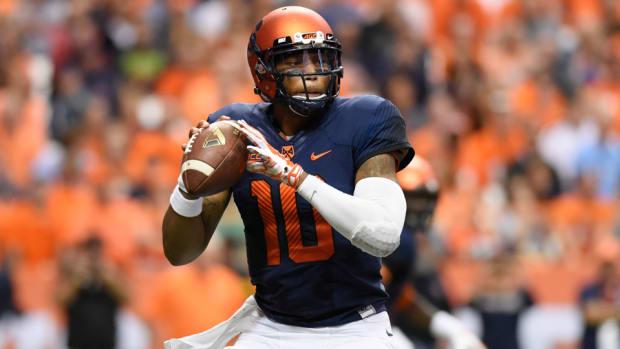 Terrel Hunt Syracuse QB