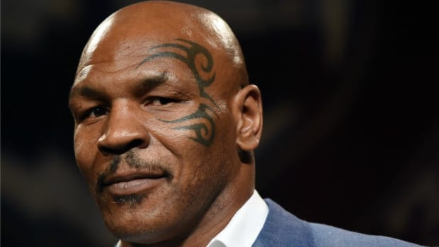 Mike Tyson wants everyone to learn about life from The Notebook