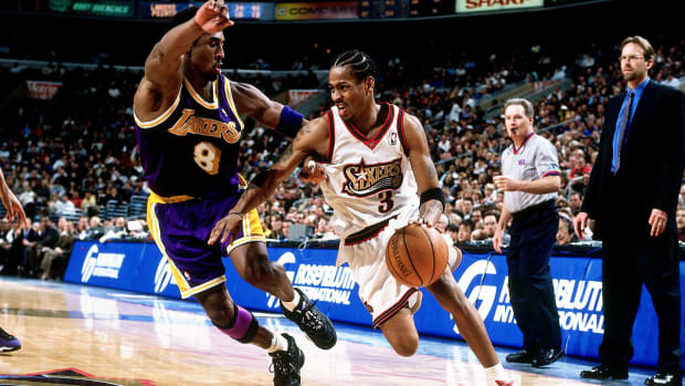 Nelly on why beating Allen Iverson in anything is impossible