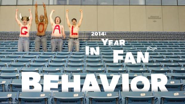 Year in Fan Behavior
