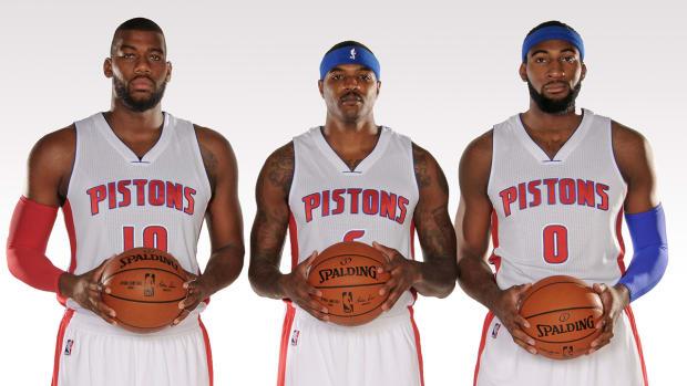 NBA Season Preview: Detroit Pistons image