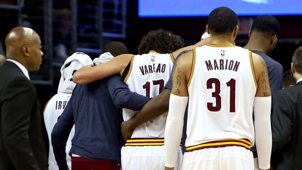 Report: Cavs fear Varejao might have suffered torn achilles