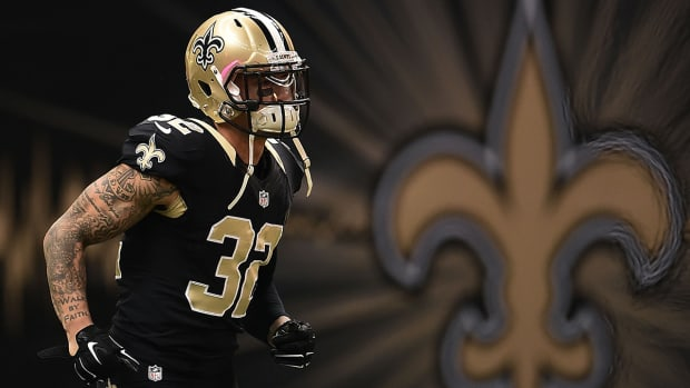 Report: Saints to bench Kenny Vaccaro IMAGE