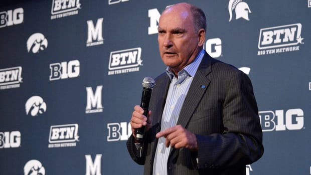 Big Ten discussing moving tournament to New York or New Jersey