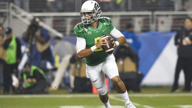 Former Heisman winner on the most impressive aspect of Marcus Mariota's game