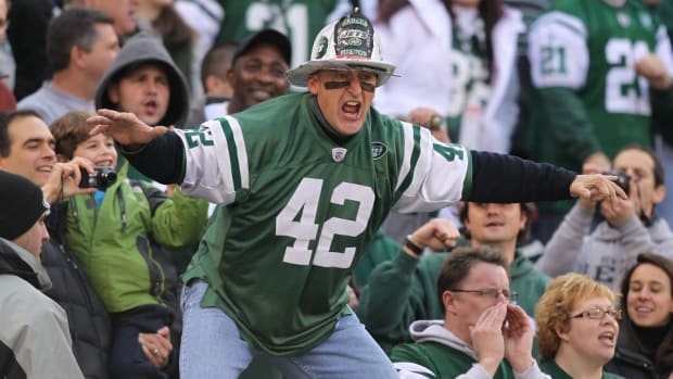 The New York Jets are searching for a new chant leader