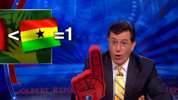 Stephen Colbert World Cup
