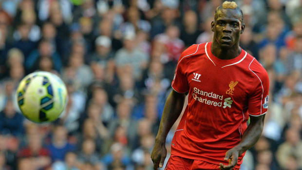 liverpool Mario Balotelli Instagram charged england FA