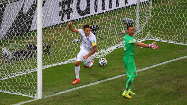 Clint Dempsey Winner Portugal