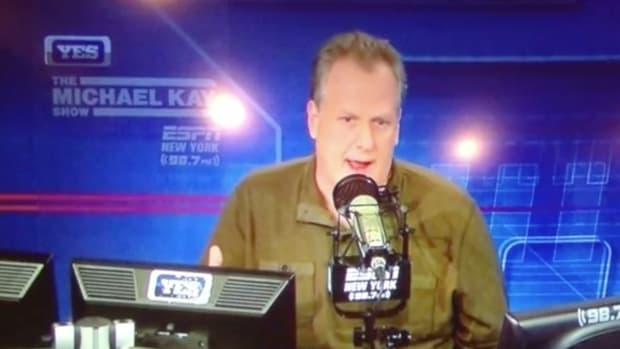 Michael Kay fires back at Mike Francesa over YES Network comments IMAGE